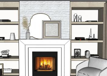 10421 81st Fireplace 2