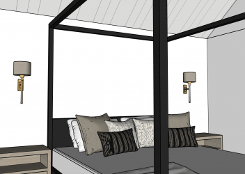 10421 81st Master Bedroom