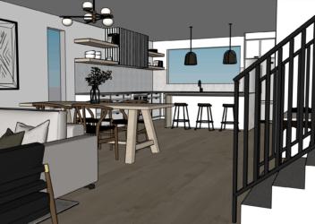 10714 71 Ave Open Concept Main Floor